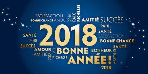 2018 meilleurs voeux